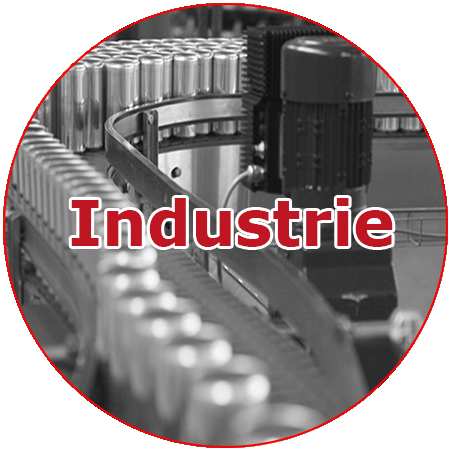 Industrie Button 450px